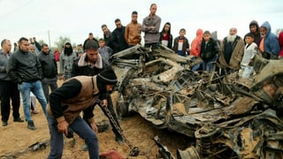 Tote bei Feuergefecht im Gaza-Streifen