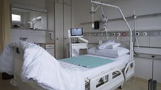 Mehr Einzelzimmer in Schweizer Spitälern