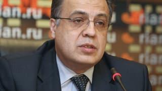 Russischer Botschafter in Ankara erschossen
