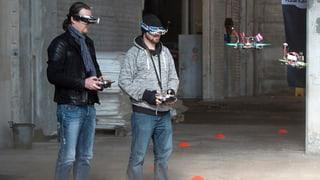 Geschäfte mit Drohnen starten durch