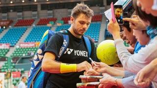 Schanghai: Wawrinka lost sich in Nadals Tableauhälfte