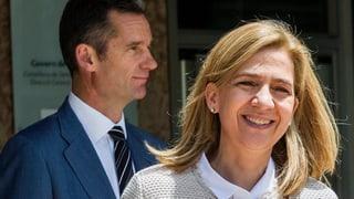 Prinzessin Cristina von Spanien kann auf einen Freispruch hoffen