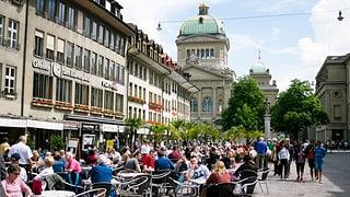 «Die da oben in Bern» politisieren so volksnah wie selten