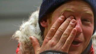 Kein Zurück mehr: Bald bibbert Prinz Harry in der Antarktis