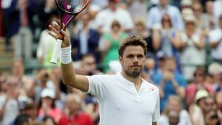 Wawrinka 1 runda enavant a Wimbledon