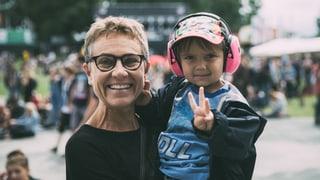 Kinder an Festivals - Ja oder Nein?