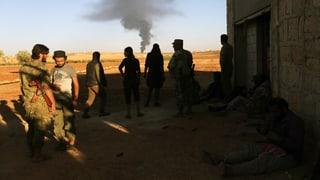 Rebellen starten Gegenoffensive in Aleppo