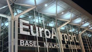 Baselland will mehr Mitsprache beim Euroairport