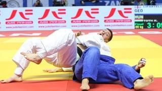 Aargauer Judoka Ciril Grossklaus hofft auf Rio – trotz EM-Aus