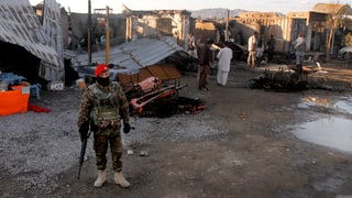 Taliban töten in Afghanistan 61 Menschen