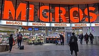 Migros verzeichnet Rekordumsatz (Artikel enthält Video)