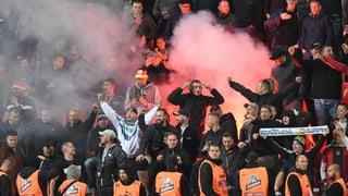Probleme mit Rassismus kennt auch der Fussball in Europa: Beim Gastspiel in Tschechien sorgten deutsche «Fans» jüngst für einen Eklat.