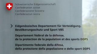 VBS – denunzia penala pervia d'indiscreziun