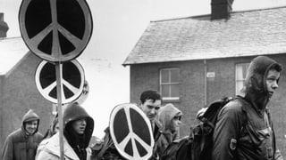 Peace please! Eine kleine Geschichte des Friedenszeichens