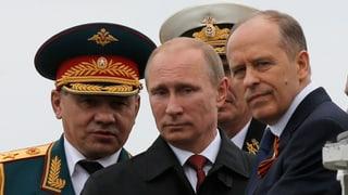 EU sperrt Konten russischer Geheimdienstchefs