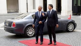 Steuerabkommen mit Italien auf der Zielgeraden