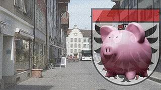 Stadtrat Aarau will die Finanzen straff im Griff behalten