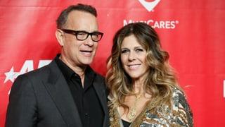 Tom Hanks: Seine Frau hat Brustkrebs