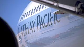 Cathay Pacific zur sichersten Fluggesellschaft ernannt