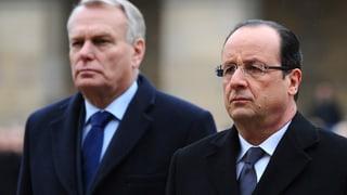 Hollande knickt erneut ein