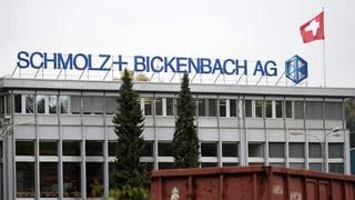 Schmolz+Bickenbach verlieren Millionenauftrag in den USA