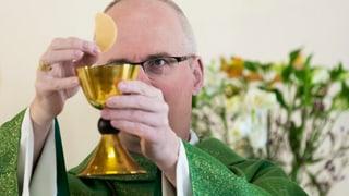 Charles Morerod, Bischof wider Willen