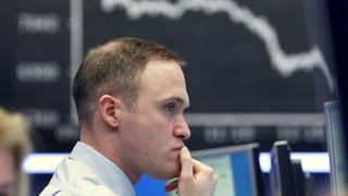 Aktienmärkte beenden die Rekordjagd