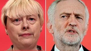 Showdown um Führung der britischen Labour-Partei