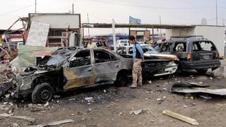 Tote bei Anschlag auf Café in Bagdad