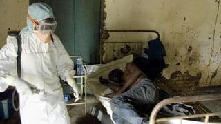 Krisensitzung wegen Ebola im Kongo