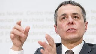 EU-Rahmenabkommen soll bis im Sommer stehen