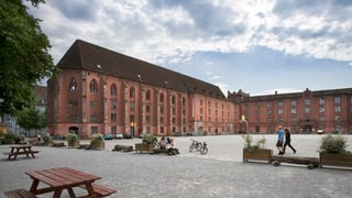 Kaserne Basel wird saniert  (Artikel enthält Audio)