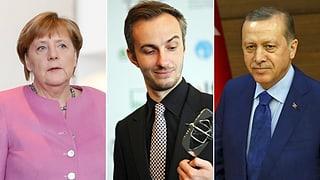 Böhmermanns Schmähgedicht: Sturm im Wasserglas oder Staatskrise?