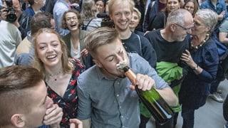 Das war der Luzerner Wahlsonntag