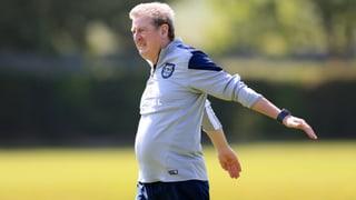 Roy Hodgson und der frische Wind für England