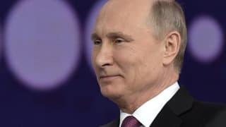 Putin tritt 2018 erneut an