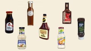 Grill-Saucen im Test: Der richtige Schuss aufs Fleisch