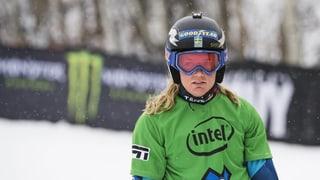 Skicross: Holmlund en coma