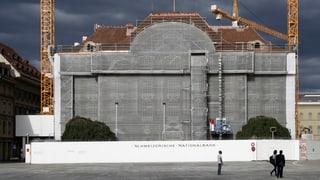 SNB: «Wir sehen hauptsächlich Risiken nach unten»