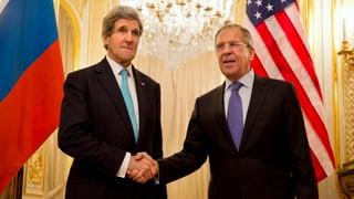Ukraine-Krise: Knüpfen am seidenen Gesprächsfaden