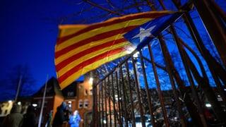 Katalonien: Eine Krise, die juristisch nicht lösbar ist