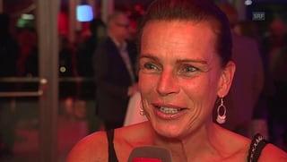 Stéphanie von Monaco: «Ich liebe die Familie Knie»