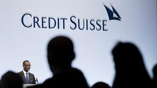 «La Credit Suisse sto puspè far gudogn»