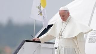 In heikler Mission – Papst besucht den Weltjugendtag in Polen