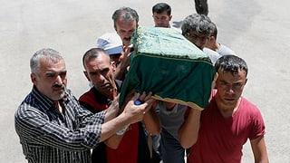 Kind verübte Selbstmordanschlag in der Türkei