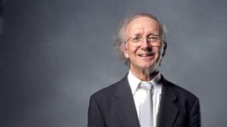 Heinz Holliger gewinnt den Schweizer Musikpreis