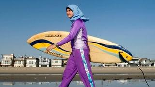 Bundesgericht schickt 14-jährige Muslima in den Schwimmunterricht