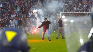 Vor 10 Jahren: Die «Schande von Basel»