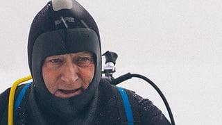 Ein Hobbyarchäologe auf den Spuren versunkener Schiffe