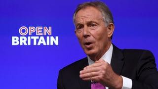 Tony Blair will Brexit bekämpfen